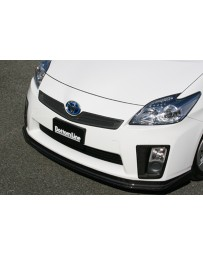ChargeSpeed Toyota Prius Bottom Line Front Lip Carbon