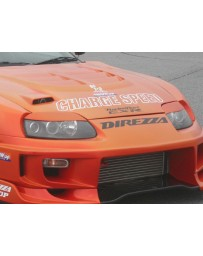 ChargeSpeed Supra FRP Eye Brows