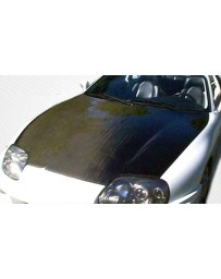 ChargeSpeed Toyota Supra OEM Carbon Hood