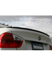 ChargeSpeed 2005-2008 BMW E90 3 SERIES SEDAN FRP REAR Wing