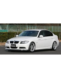 ChargeSpeed 2005-2008 BMW E90 3 SERIES SEDAN CARBON FULL KIT