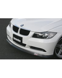 ChargeSpeed 2005-2008 BMW E90 3 SERIES SEDAN CARBON FRONT LIP