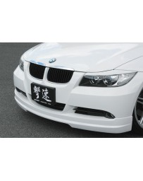 ChargeSpeed 05-08 BMW E90 3-SERIES 4Dr Front Lip