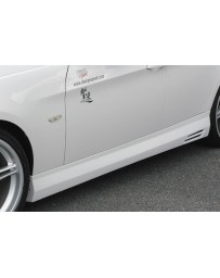 ChargeSpeed 05-08 BMW E90 3-SERIES 4Dr SIDE SKIRT