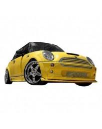 VIS Racing 2002-2006 Bmw Mini Cooper 2Dr Euro Tech Front Lip