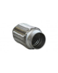 "Vibrant Performance Standard Flex Coupling with Inner Braid Liner, 2.00"" I.D. x 6.00"" Long"