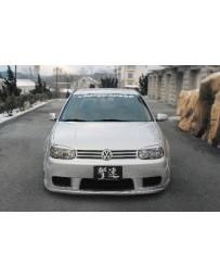 ChargeSpeed 99-04 VW Golf IV Full Front Bumper