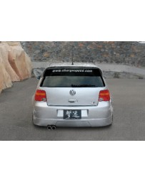 ChargeSpeed 99-04 VW Golf IV Full Rear Bumper