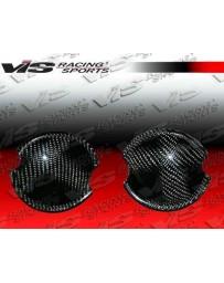 VIS Racing 2002-2006 Bmw Mini Cooper 2Dr Carbon Fiber Mirror Covers