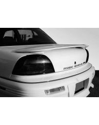 VIS Racing 1992-1995 Pontiac Grand Am Factory Bonneville Style Spoiler