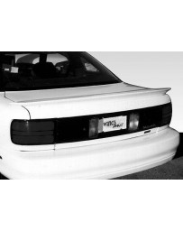 VIS Racing 1992-1998 Oldsmobile Achieva Factory Style Wing No Light