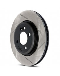 Focus ST 2013+ StopTech Slotted Sport Front Driver Side Brake Rotor