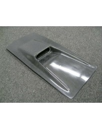 ChargeSpeed Universal Air Duct Type-B Carbon