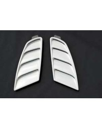 ChargeSpeed Universal Bonnet Air Duct