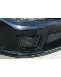 ChargeSpeed Aluminum Mesh Grill Black Small