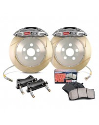 Focus ST 2013+ StopTech Slotted Trophy Front Big Brake Kit