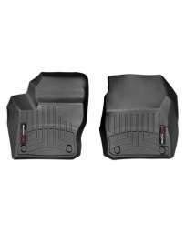 Focus ST 2013+ DigitalFit™ 1st and 2nd Row Black Molded Floor Liners