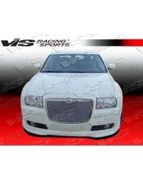 VIS Racing 2005-2010 Chrysler 300 4Dr Evo Front Lip