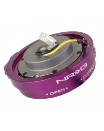 NRG Thin Quick Release - Purple