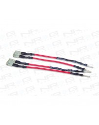NRG Fused 2 OHM Delete Resistor - 2Pc
