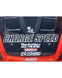 ChargeSpeed Frame Decal Sticker