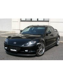 ChargeSpeed RX8 Bottom Lines Full Lip Kit Carbon 5PCS.