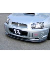 ChargeSpeed Subaru Impreza Bottom Line Type1 Carbon
