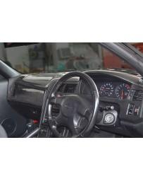 ChargeSpeed 1993-1998 Nissan BNR33 OEM CF Dashboard