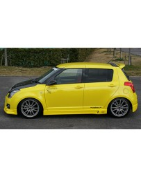 ChargeSpeed 04-05 Swift ZC31S Side Skirts FRP