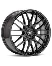 Enkei EKM3 18x8 5x112 Bolt Pattern 35mm Offset 72.6 Bore Dia Performance Gunmetal Wheel