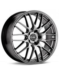 Enkei EKM3 18x8 5x120 32mm Offset Hyper Silver Wheel