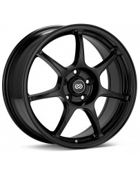 Enkei Fujin 18 x 8 40mm Offset 5x100 Bolt Pattern 72.6 Bore Matte Black Wheel