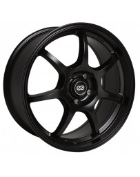 Enkei GT7 17x7.5 50mm Offset 5x114.3 Bolt Pattern 72.6 Bore Dia Matte Black Wheel