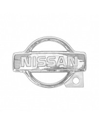 Nissan OEM Trunk Emblem, Early - Nissan Skyline R34 GT-R GTT