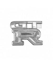 Nissan OEM Trunk Emblem - Nissan Skyline R34 GT-R