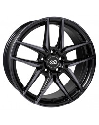 Enkei Icon 18x8 5x112 45mm Offset 72.6mm Bore Pearl Black Wheel