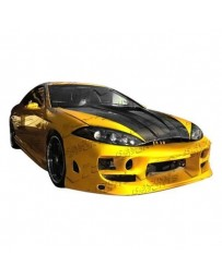 VIS Racing 1999-2003 Mercury Cougar 2Dr Ballistix Front Bumper