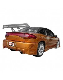 VIS Racing 1991-1996 Saturn Sc2 2Dr Evo Side Skirts