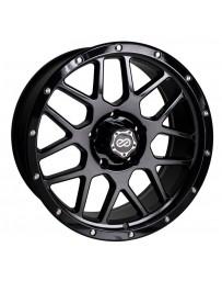 Enkei Matrix 20x9 6x135 15mm Offset 87mm Bore Gloss Black Wheel