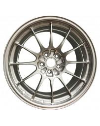 Enkei NT03+M 18x9.5 5x108 40mm Offset 72.6mm Bore F1 Silver Wheel (MIN ORDER QTY 40)