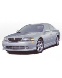 VIS Racing 2000-2003 Lincoln Ls Sedan Custom Lsc Left Side Skirt Polyurethane