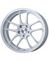 Enkei PF01EVO 17x9.5 22mm Offset 5x114.3 75mm Bore Pearl White Wheel Special Order / No Cancel