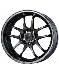Enkei PF01EVO 17x9 22mm Offset 5x114.3 75mm Bore Matte Black Wheel Special Order / No Cancel