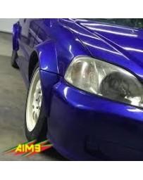 Aim9 GT Honda Civic Front Fender EK9 60mm
