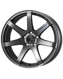 Enkei PF07 18x9.5 5x114.3 15mm Offset Dark Silver Wheel *Special Order/No Cancel*