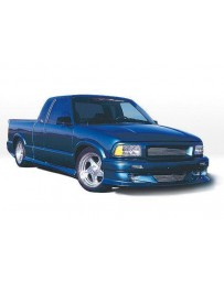 VIS Racing 1994-2003 Gmc Sonoma Extended Custom Style Right Side Skirt