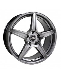 Enkei PSR5 17x8 5x114.3 50mm Offset 72.6mm Bore Matte Black