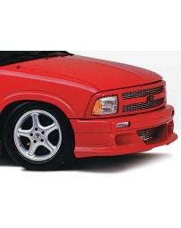 VIS Racing 1994-1997 S-10 / Sonoma / Blazer 2/4 Door Custom Style Front Lip Polyurethane