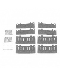 Nissan OEM Front Brake Disk Pad Hardware Kit - Nissan Skyline R33 GTS R34 GTT