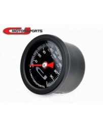 370z Z34 CJM Fuel Pressure Gauge